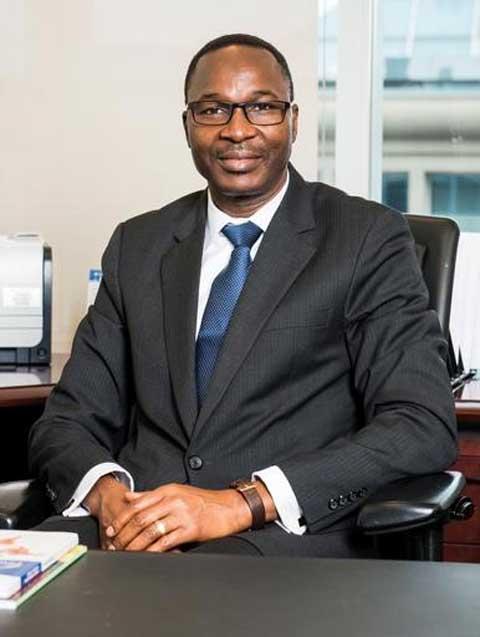 Seydou Bouda, du Burkina Faso, a été élu Administrateur de la Banque mondiale