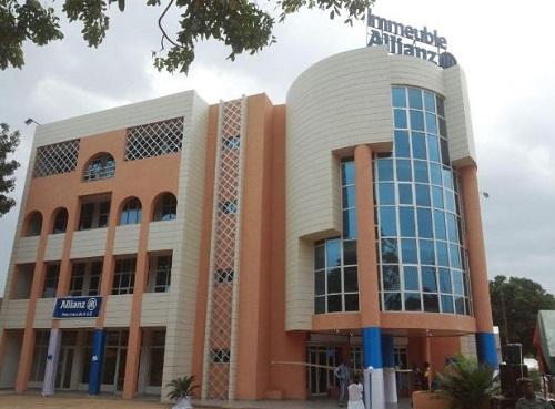 Investissements immobiliers de Allianz: Le premier immeuble a été inauguré à Bobo- Dioulasso
