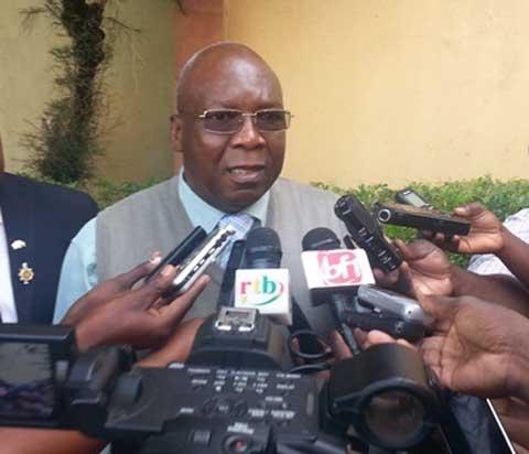 Député de la semaine: Alitou Ido, président du groupe parlementaire UPC
