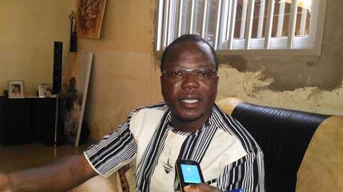 «J'ai l'impression qu'il y a beaucoup de gens qui travaillent pour qu'il y ait une autre insurrection au Burkina», député Bienvenue Ambroise Bakyono, MPP