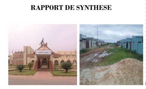 L'intégralité du rapport de synthèse de la commission d'enquête parlementaire sur le foncier urbain (A télécharger ▼▼)
