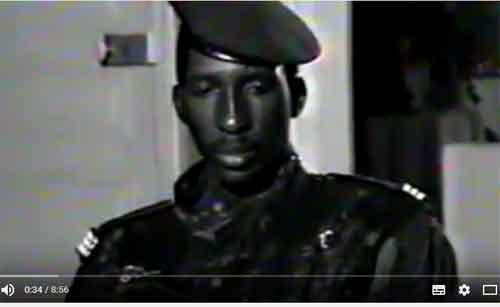 Octobre 1983: Thomas Sankara parle des relations franco-voltaïques, des ennemis de la révolution, du SNEAV, de la question de la femme, etc.