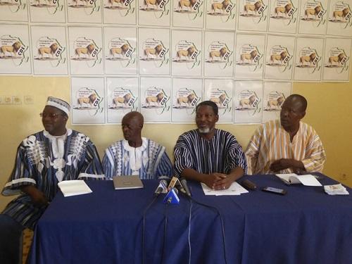 Valère Somé, premier président de la CDS: «Les sankaristes entre eux, ne peuvent pas faire quelque chose dans l'union»