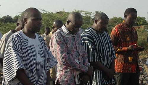 Commémoration du 29ème anniversaire décès de Thomas Sankara: Faible mobilisation à Dagnoën