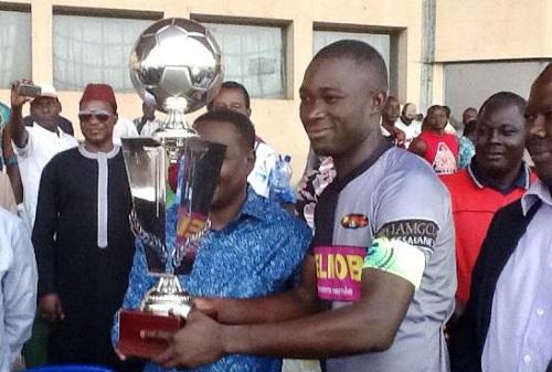 Super Coupe AJSB: Le RCK remporte l'édition 2016
