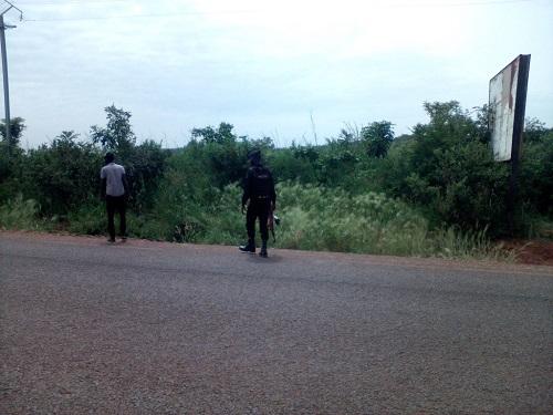 Bobo-Dioulasso: Le corps sans vie d'une jeune fille retrouvé sur la route de BAMA
