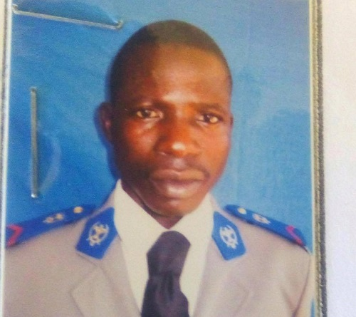 Wanted: Le soldat de 1ère classe Compaoré Mohamadi recherché