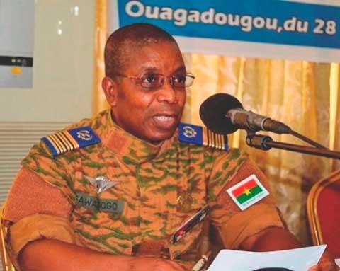 «C'est faire insulte à la population burkinabè que de dire que nous ne sommes pas à mesure d'y faire face», Colonel-major Oumarou Sawadogo sur les attaques terroristes