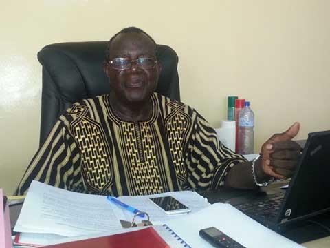 Paul Taryam Ilboudo, maire de la commune de Loumbila: «Tout le monde fonce à Loumbila pour acheter des terres…»