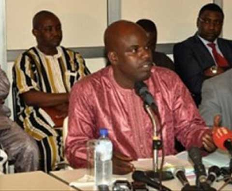 Député de la semaine: Boureima Barry, président de la commission d'enquête parlementaire sur le foncier urbain