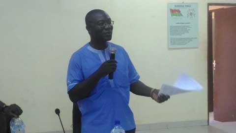 Projet de nouvelle Constitution: Pr Augustin Loada émet des réserves sur le mode opératoire