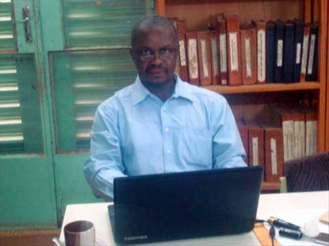 Soirée d'hommage au journaliste Tiergou Pierre Dabiré