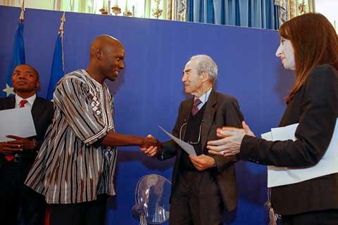 Abolition de la peine de mort: Un étudiant burkinabè en journalisme distingué