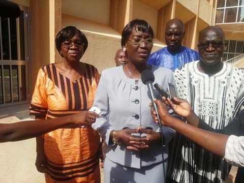 Ministère de la solidarité nationale: Le protocole de la charte africaine des droits des personnes handicapées en examen
