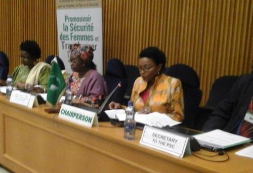 Médias et engagements des femmes en Afrique: Faire taire les armes d'ici à 2020