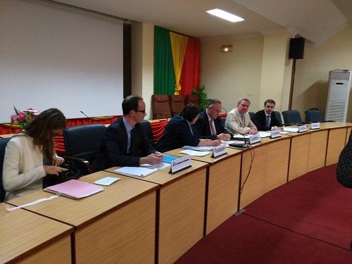 Coopération Burkina-Luxembourg: Ouverture de la 9e commission de partenariat