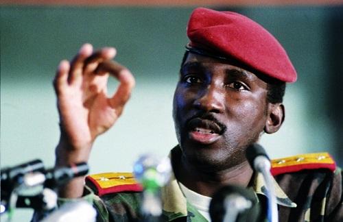 Pensée et système politiques chez Thomas Sankara