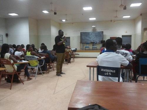 Des étudiants de Bobo-Dioulasso outillés sur l'analyse des politiques publiques