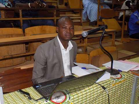 Doctorat en histoire: Salif Kiendrébéogo éclaire les relations belgo-burkinabè de 1993 à 2008