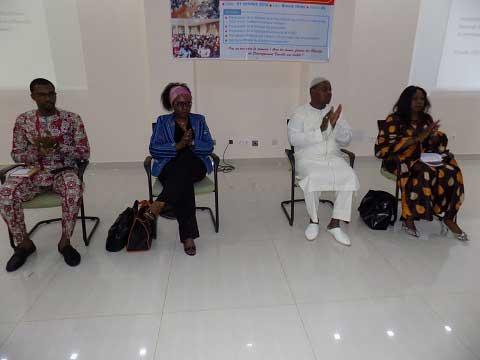 La plateforme nationale des jeunes pour un dialogue intergénérationnel