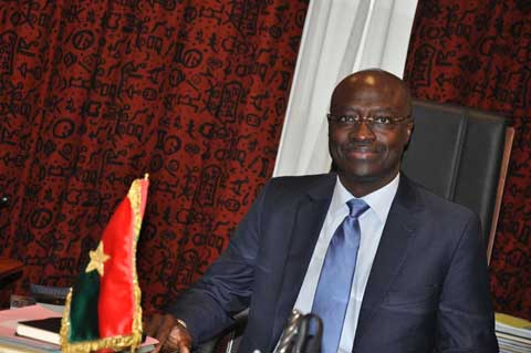Ambassade du Burkina Faso en France: Alain Francis Gustave Ilboudo prend fonction