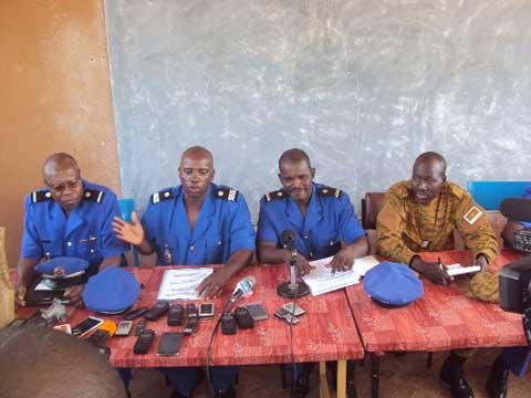 «Braquage» de véhicule au Nord: la Compagnie de Gendarmerie de Ouahigouya lève  l'équivoque