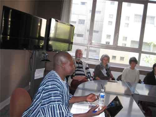 Education: Le Docteur Evariste Magloire Yogo dédie sa thèse à Thomas Sankara