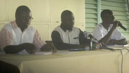 Coordination des CDAIP de la ville de Ouagadougou: Pour la défense des acquis de l'insurrection