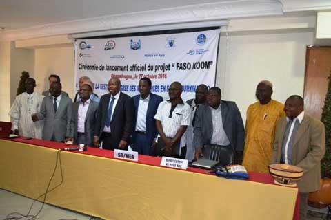 Gestion intégrée des ressources en eau: Les agences de l'eau du Burkina et des Pays Bas renforcent leur partenariat