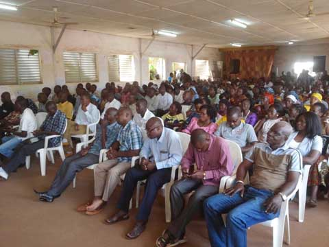 Grève des agents de santé: Le CHU Souro Sanou de Bobo-Dioulasso paralysé