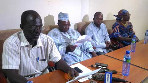 «La Chambre de commerce ne doit pas être l'affaire de la capitale …ça ne peut pas faire le développement»,  estime la Fédération syndicale des commerçants du Burkina