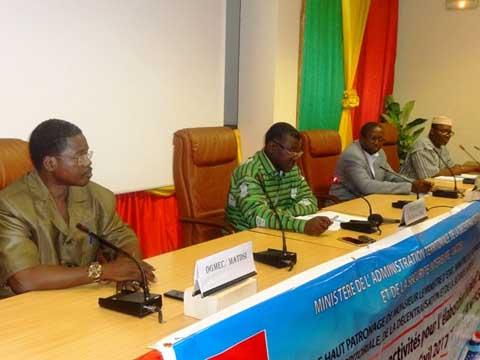 Stratégie nationale de l'état civil au Burkina Faso: L'élaboration du plan d'actions 2017-2021 lancé