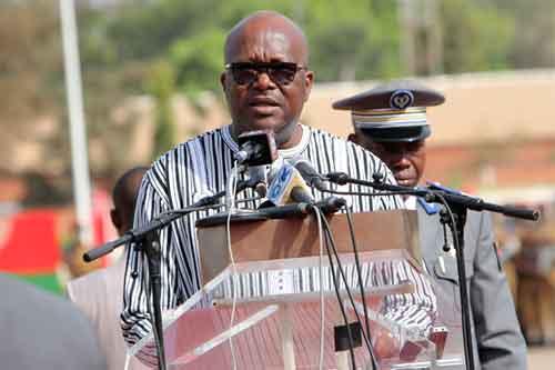 Discours du président du Faso aux  Forces armées nationales: A qui Roch Kaboré s'adressait-il?