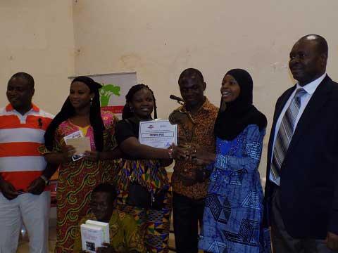 Concours de plaidoirie de l'IGD: Le groupe venu de Bobo convainc le jury par ses arguments
