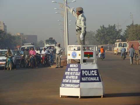 Lutte contre l'incivisme: Le ministre d'Etat, Simon Compaoré invite à l'unité d'action