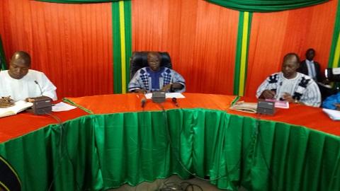Administration du territoire: Le Conseil des frontières réfléchit à la matérialisation des frontières du Burkina Faso