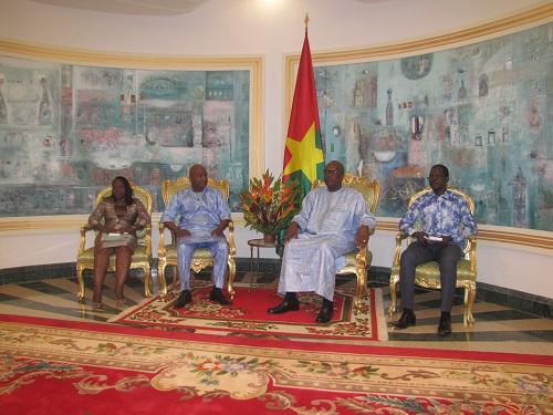 Audiences à Kosyam: Les avocats sollicitent les appuis-conseils du président Kaboré