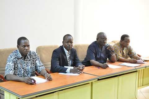 Santé: Le SYNTSHA attend des propositions concrètes du gouvernement