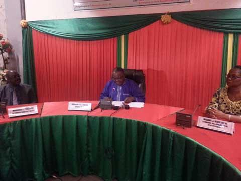 Lutte contre la corruption: Le Burkina prépare son évaluation par les pairs