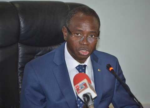 Fonction publique: Le Syndicat national des secrétaires du Burkina mécontent des propos du ministre Clément Sawadogo