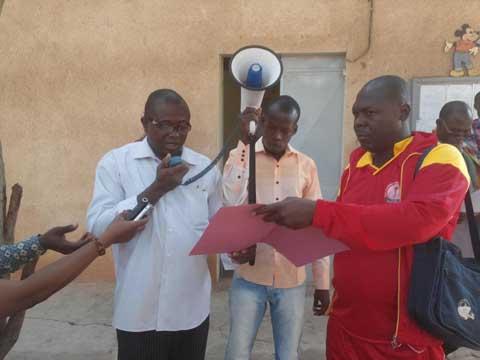 Bobo-Dioulasso: Les travailleurs de l'enseignement catholique exigent le départ de leur directeur diocésain