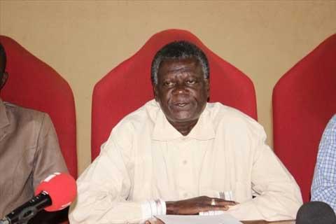 Cour des comptes: Le Procureur Général, Christophe Compaoré, officiellement installé ce mardi
