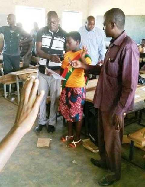 Gouvernement scolaire dans le Noumbiel: Les présidents ont prêté serment