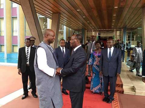Financement du PNDES: Le Burkina assuré du soutien de la Côte d'Ivoire