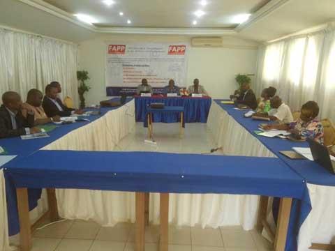 Fonds d'appui à la presse privée: Des administrateurs en formation à Bobo-Dioulasso