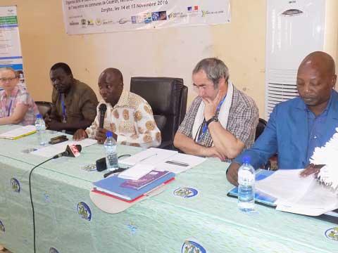Eau et assainissement: Eau vive Burkina et ses partenaires mènent la réflexion pour la pérennisation des services communaux