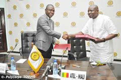 Atel Mali: Le lancement des prestations pour janvier 2017