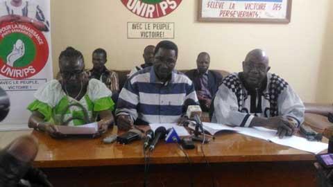 «On se sent mieux à l'aise aux côtés du MPP que des autres», confie Athanase Boudo de l'UNIR/PS