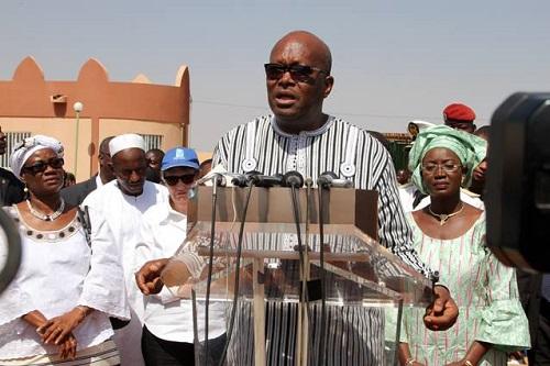 «Pour changer le Burkina Faso, il faut que nous changions nos mentalités», prône le Président du Faso après le lancement du PADEL