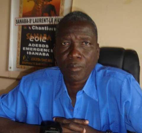 Souleymane Coulybaly, maire de Sanaba dans les Banwa: «Sanaba est un carrefour, il faut un marché digne de ce statut»